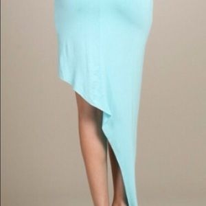 "Bare Anthology Dresses - ""Bubbles"" Asymmetrical Skirt"